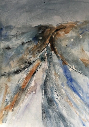 windswept path s