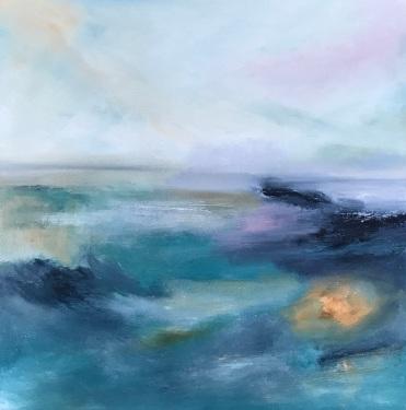 04 oil rocks on the shore