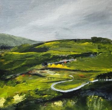 spring landscape 2